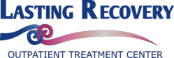 Lasting Recovery Logo