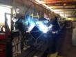 ConXtech weld fixture