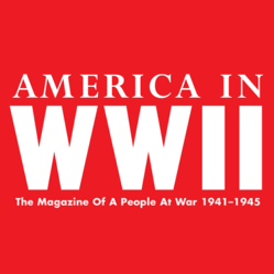 This icon identifies AMERICA IN WWII magazine's Kindle Fire app in the Amazon Appstore.