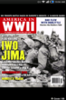An issue of AMERICA IN WWII magazine ready to view on a Kindle Fire screen.