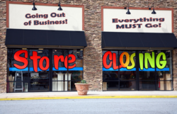 Small Business Start-up Failure Rates-store closing-NASBP.us