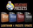 Delicious Presets Upgrades Lightroom Presets Collections