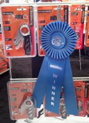 REVO Folding Utility Knife wins a Retailers Choice Award at the 2013 National Hardware Show
