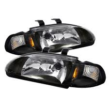 Used Honda Civic Headlight Replacement