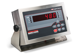 The 480 Legend Series Digital Weight Indicator