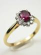 Topazery Jewelry Now Offering Vintage Ruby Ring Similar to One from...