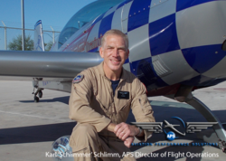 Karl Schlimm, APS Director of Flight Operations