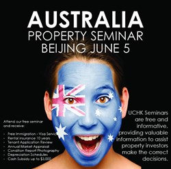 Property seminar, oz property, oz real estate, apartment for sale, house for sale, Australia immigration, Australia visa, 澳大利亚房产, 澳大利亚房地产, 澳大利亚众议院, 澳大利亚公寓, 房地产销售