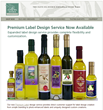Premium Label Designs for Personal or Business Needs