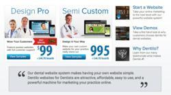 Dental Web Design Services