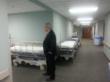 Peter Rosenberger at a Nashville hospital.  3/2013