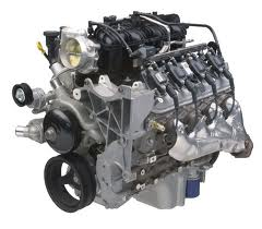 Used 6.0 Liter Chevy Engine