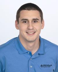 Jarod Fisher, employee, MidAtlantic Farm Credit