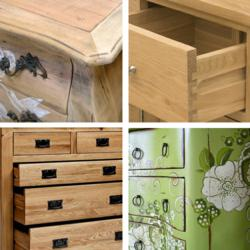 Notatiuon Furniture - premium retailer of solid oak, walnut, mahogany and shabby chic furniture