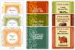 Wide Array of Premium Label Design Options from The Olive Oil Source