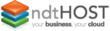 ndtHOST logo