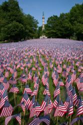 Boston Common Memorial Day