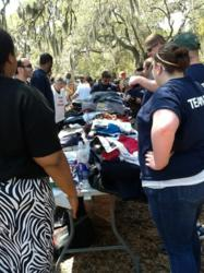 Foundation Financial Group Partners with Goodwill for Clothing Distribution