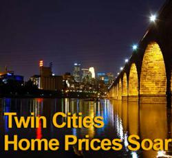 Twin Cities home prices show a strong housing recovery