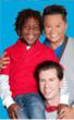 Actor/Comedian Alec Mapa and his husband Jamie Hebert fostered and adopted their son.