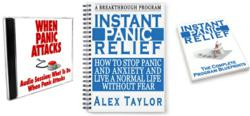 panic attack treatment review