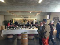 Tasting Bordeaux 2012 at Ulysse Cazabonne