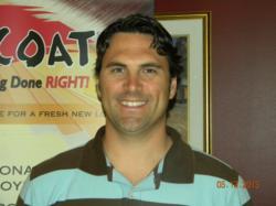 Fresh Coat Owner John Hamilton