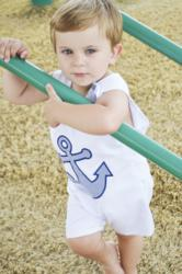 Anchor overall part of This and That for Kids new summer items