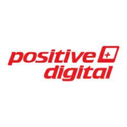 Positive Digital logo