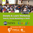 ABC News and Google Speakers Share Their Knowledge at the Donate &...