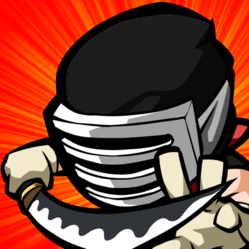 Ninja Wrath - iPhone Game App Icon