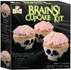 Brand Castle's Brains Cupcake Kit