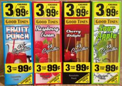 Good Times Cigarillos