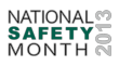 National Safety Month 2013 | Sonitrol Pacific