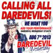 Calling all Daredevils; Daredevil Wednesday Stunts Added to Sturgis...