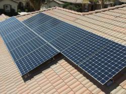 BES Solar Installation