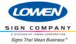 Lowen Sign Company Now Offering Traffic Signs