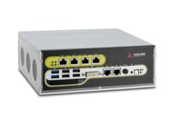 ADLINK's EOS-1220 4-CH Gigabit PoE Embedded Vision System with 3rd Generation Intel® Core™ i7 Processor