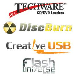 Techware Distribution acquires DiscBurn.com, FlashUniverse.com and CreativeUSB.com