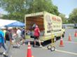 Hide-Away Storage Helps With Food Drive