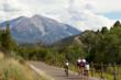 Mount Sopris is one of many highlights along the Rio Grande Trail
