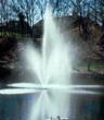 Clover Fountain Display