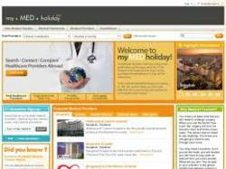 Medical Tourism Portal