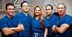 Surgeons at Los Angeles Colon & Rectal Surgical Associates