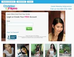 Christian Filipina Homepage