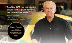 Coach Joe Gibbs Keynotes at NABD