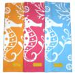 SolEscapes Travel Lux Beach &amp;amp; Pool Microfiber Towels Bring Style...