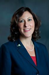 Virginia Credit Union League Chairman Suzanne M. Hodgins