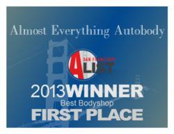 Auto Body Fremont
