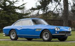 John Lennon's Ferrari